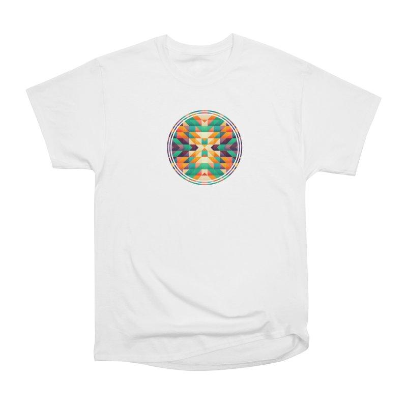 Indian summer Women's Heavyweight Unisex T-Shirt by fruityshapes's Shop