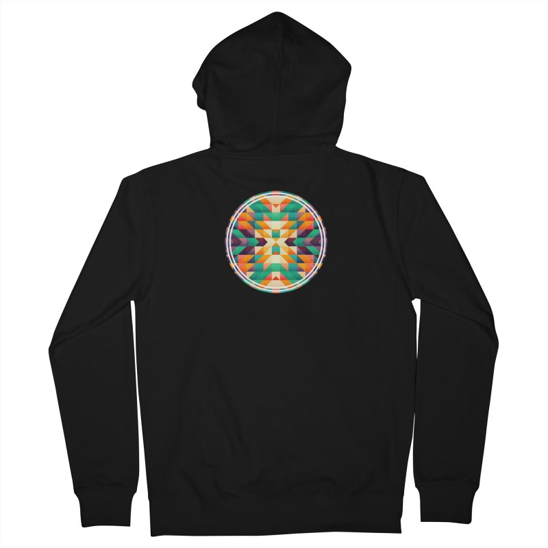 Indian summer Women's Zip-Up Hoody by fruityshapes's Shop