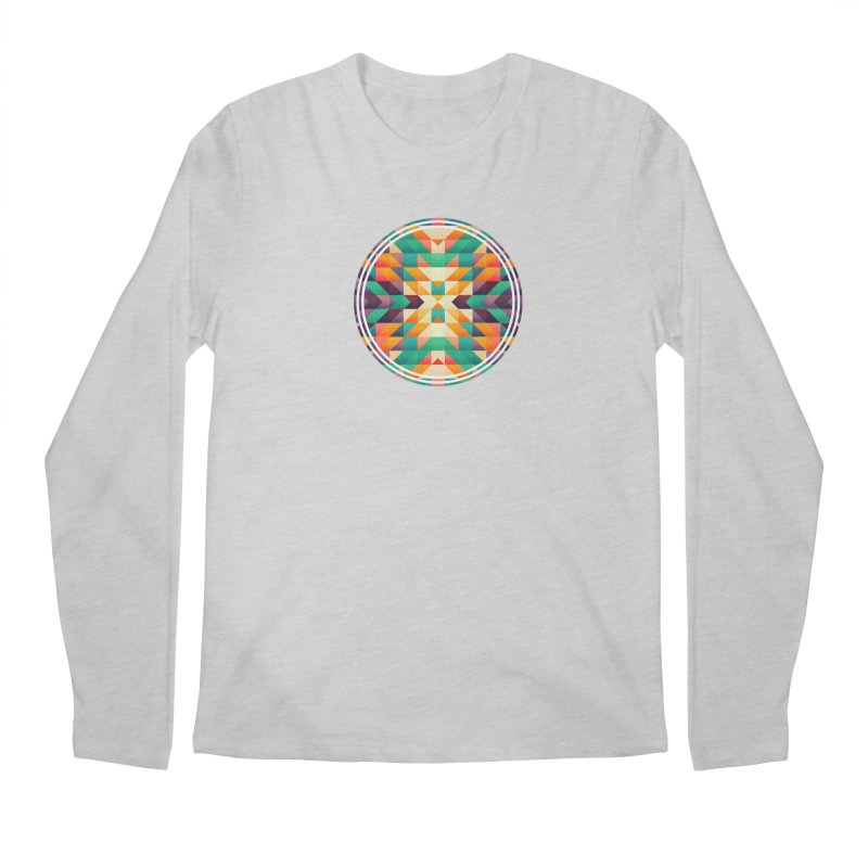 Indian summer Men's Longsleeve T-Shirt by fruityshapes's Shop