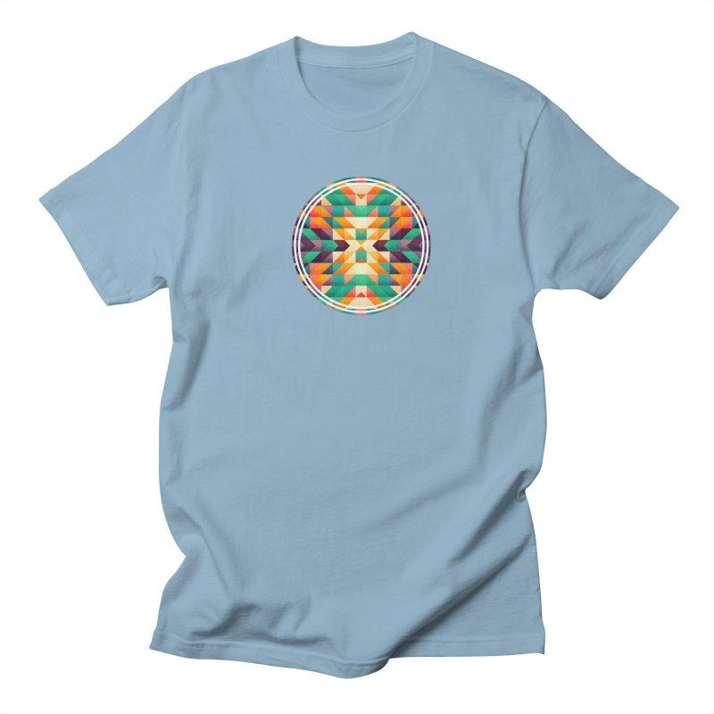 Indian summer Women's Regular Unisex T-Shirt by fruityshapes's Shop