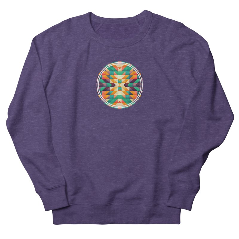 Indian summer Women's French Terry Sweatshirt by fruityshapes's Shop