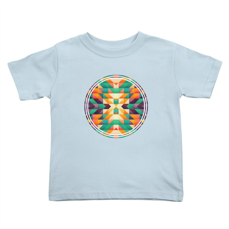 Indian summer Kids Toddler T-Shirt by fruityshapes's Shop