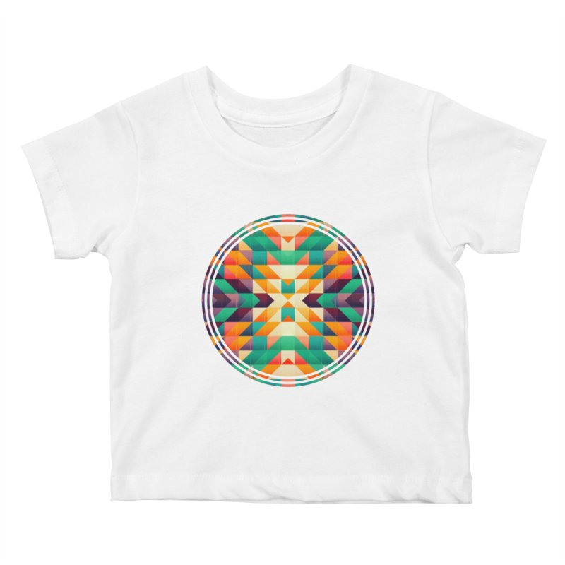 Indian summer Kids Baby T-Shirt by fruityshapes's Shop