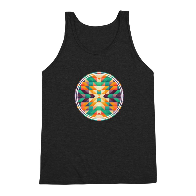 Indian summer Men's Tank by fruityshapes's Shop