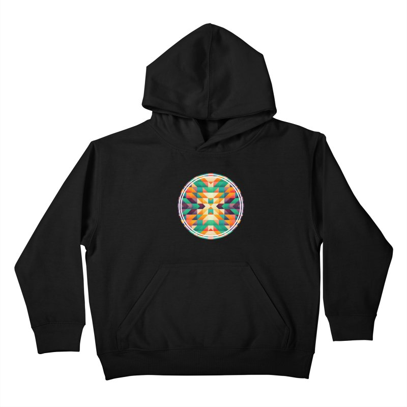 Indian summer Kids Pullover Hoody by fruityshapes's Shop