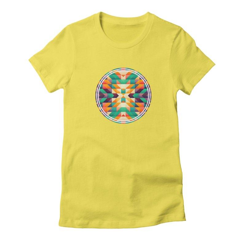 Indian summer Women's T-Shirt by fruityshapes's Shop