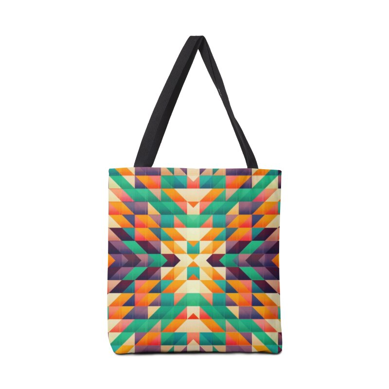 Indian summer Accessories Bag by fruityshapes's Shop