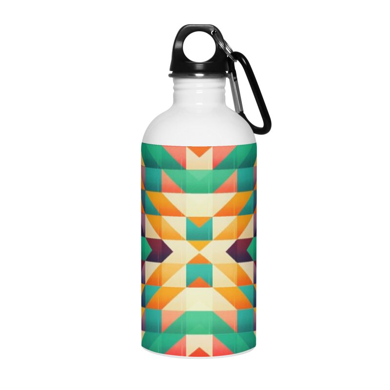 Indian summer Accessories Water Bottle by fruityshapes's Shop