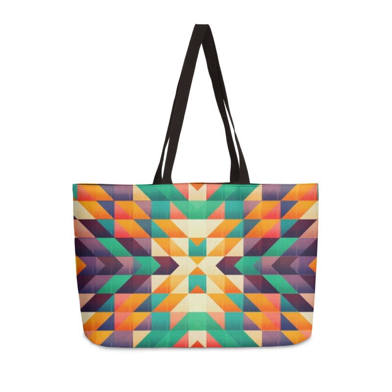 Indian summer Accessories Weekender Bag Bag by fruityshapes's Shop