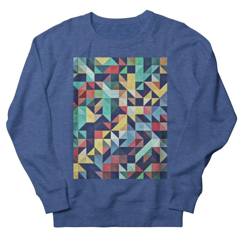 MODERN COLORFUL RETRO GEOMETRIC Women's Sweatshirt by fruityshapes's Shop