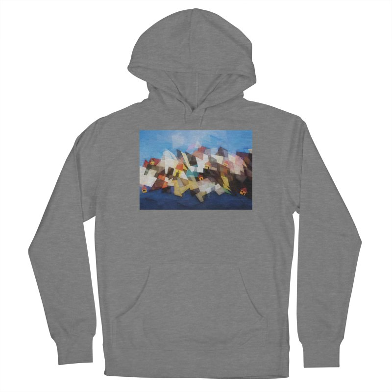 Little city Men's Pullover Hoody by fruityshapes's Shop