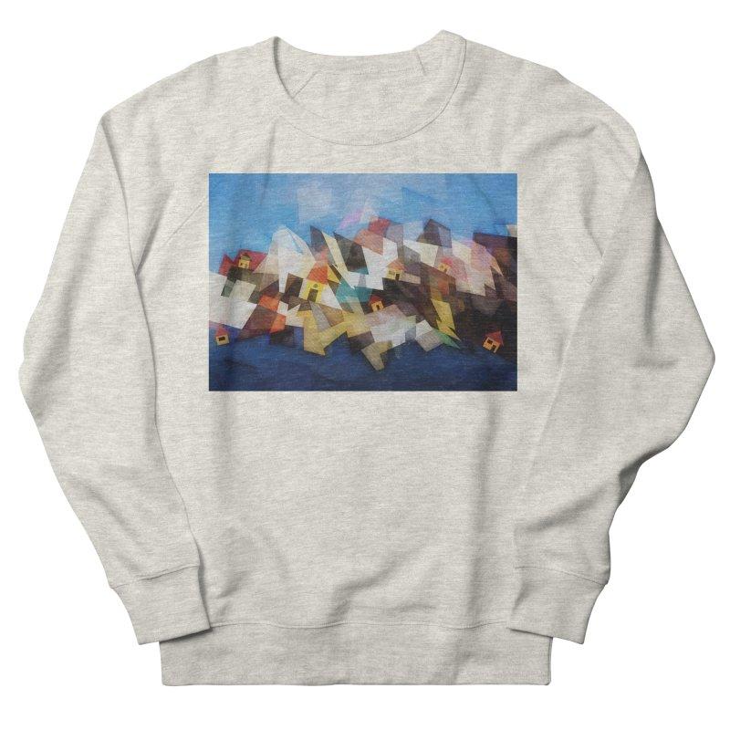 Little city Women's Sweatshirt by fruityshapes's Shop