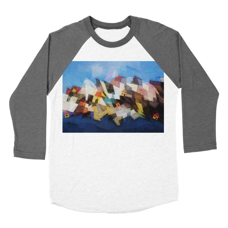 Little city Women's Longsleeve T-Shirt by fruityshapes's Shop