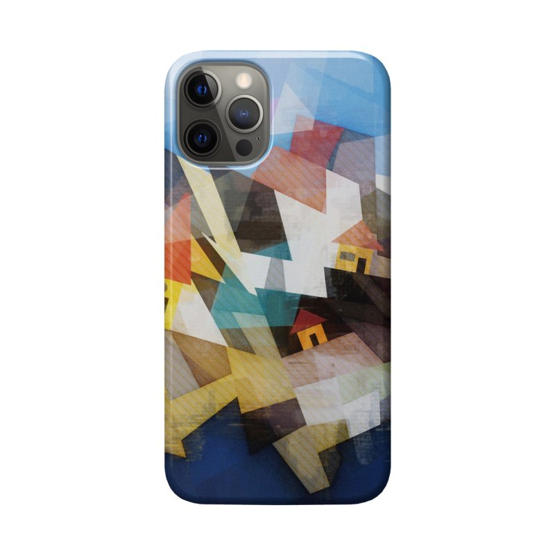 Little city Accessories Phone Case by fruityshapes's Shop