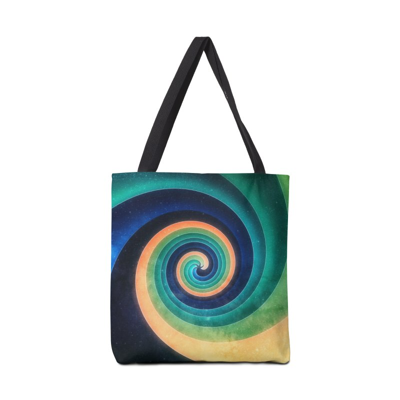 Abstract night swirl Accessories Bag by fruityshapes's Shop