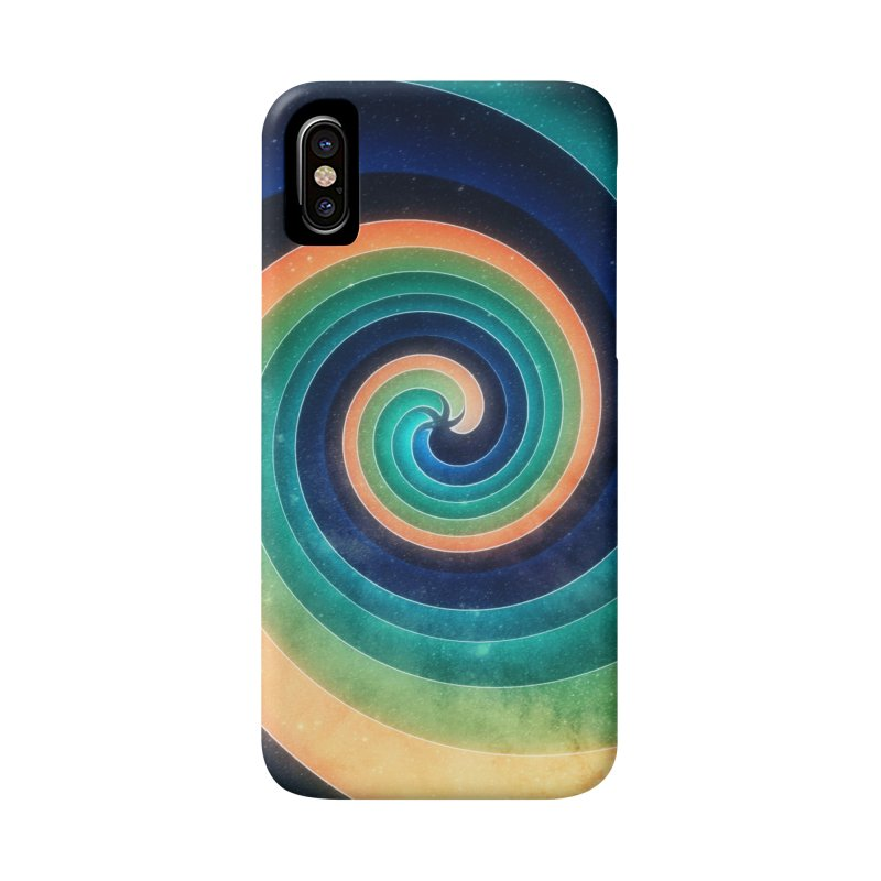 Abstract night swirl Accessories Phone Case by fruityshapes's Shop