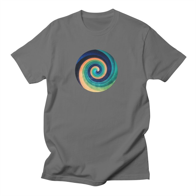 Abstract night swirl Men's T-Shirt by fruityshapes's Shop