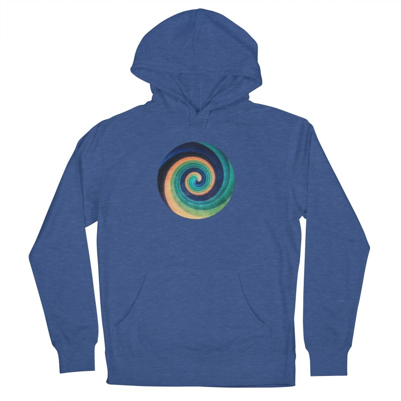 Abstract night swirl Men's Pullover Hoody by fruityshapes's Shop