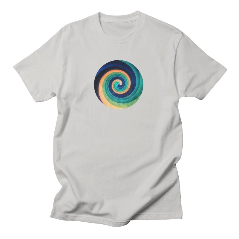 Abstract night swirl Women's Regular Unisex T-Shirt by fruityshapes's Shop