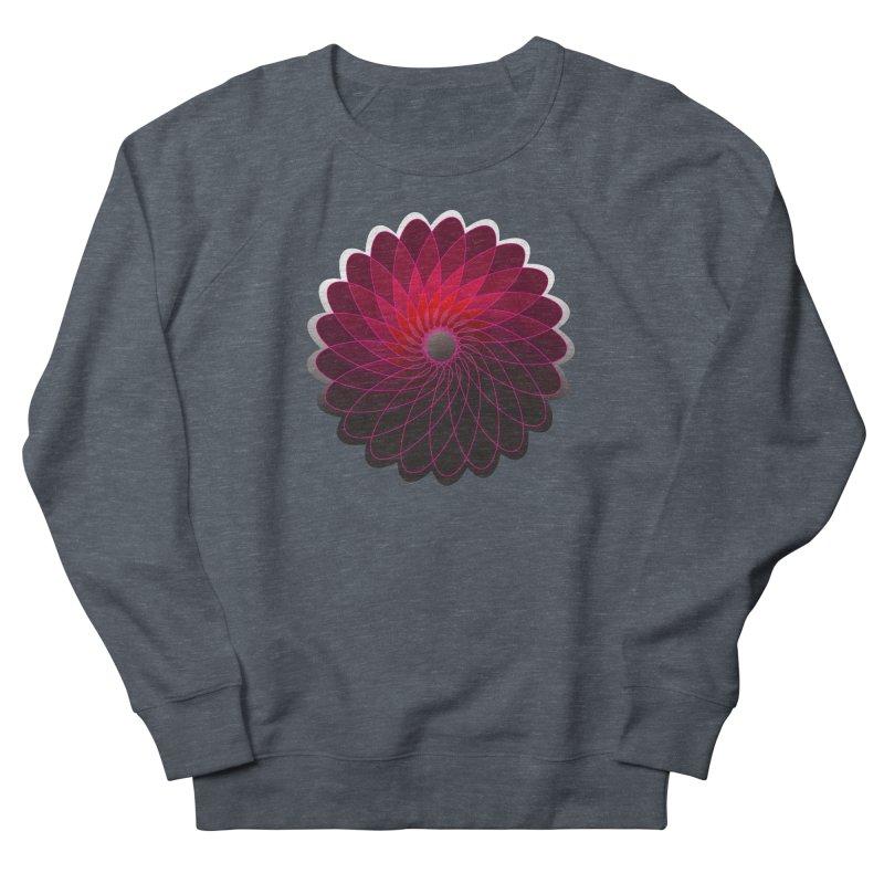 Red shining gyro Women's Sweatshirt by fruityshapes's Shop