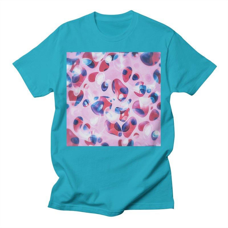 Fresh Blubber Bubbles Men's T-Shirt by fruityshapes's Shop