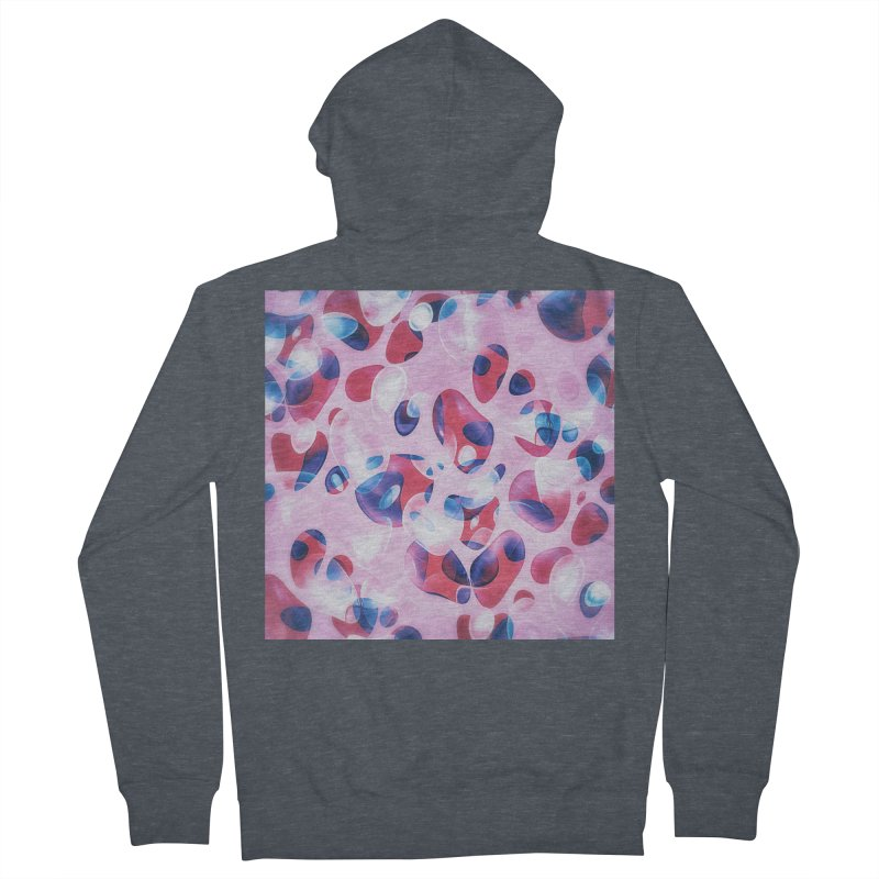 Fresh Blubber Bubbles Women's French Terry Zip-Up Hoody by fruityshapes's Shop