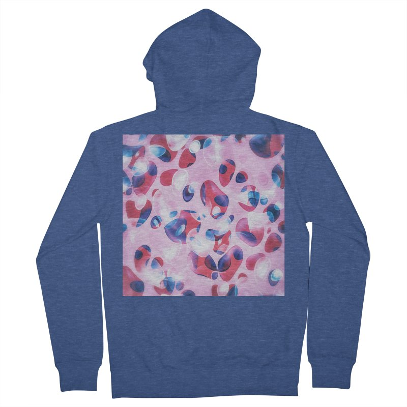 Fresh Blubber Bubbles Men's French Terry Zip-Up Hoody by fruityshapes's Shop