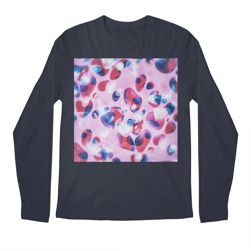 Fresh Blubber Bubbles Men's Regular Longsleeve T-Shirt by fruityshapes's Shop