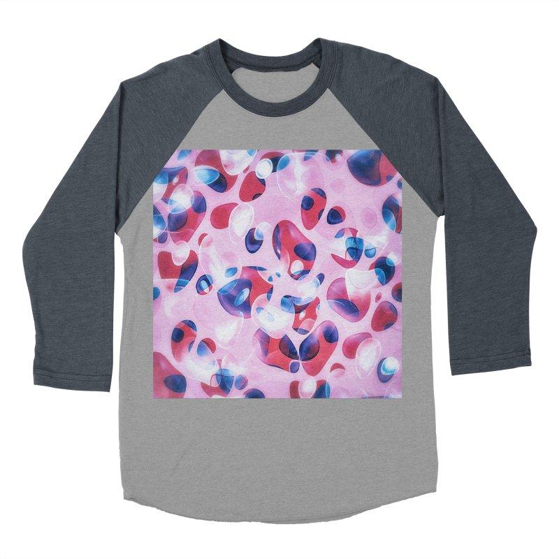 Fresh Blubber Bubbles Women's Baseball Triblend Longsleeve T-Shirt by fruityshapes's Shop
