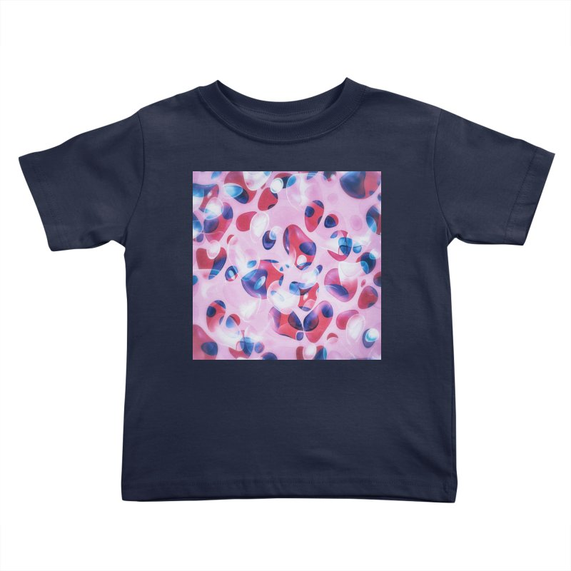 Fresh Blubber Bubbles Kids Toddler T-Shirt by fruityshapes's Shop