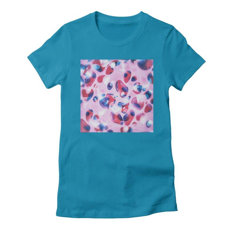 Fresh Blubber Bubbles Women's T-Shirt by fruityshapes's Shop