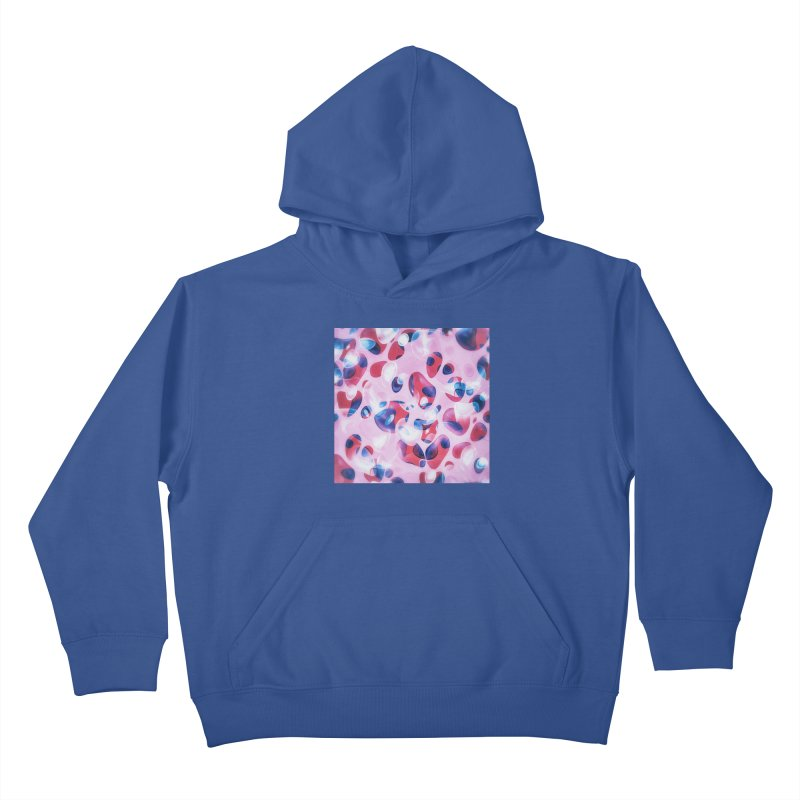 Fresh Blubber Bubbles Kids Pullover Hoody by fruityshapes's Shop