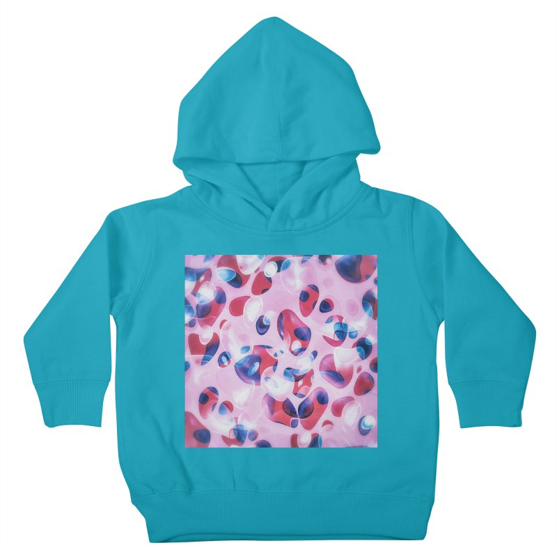 Fresh Blubber Bubbles Kids Toddler Pullover Hoody by fruityshapes's Shop