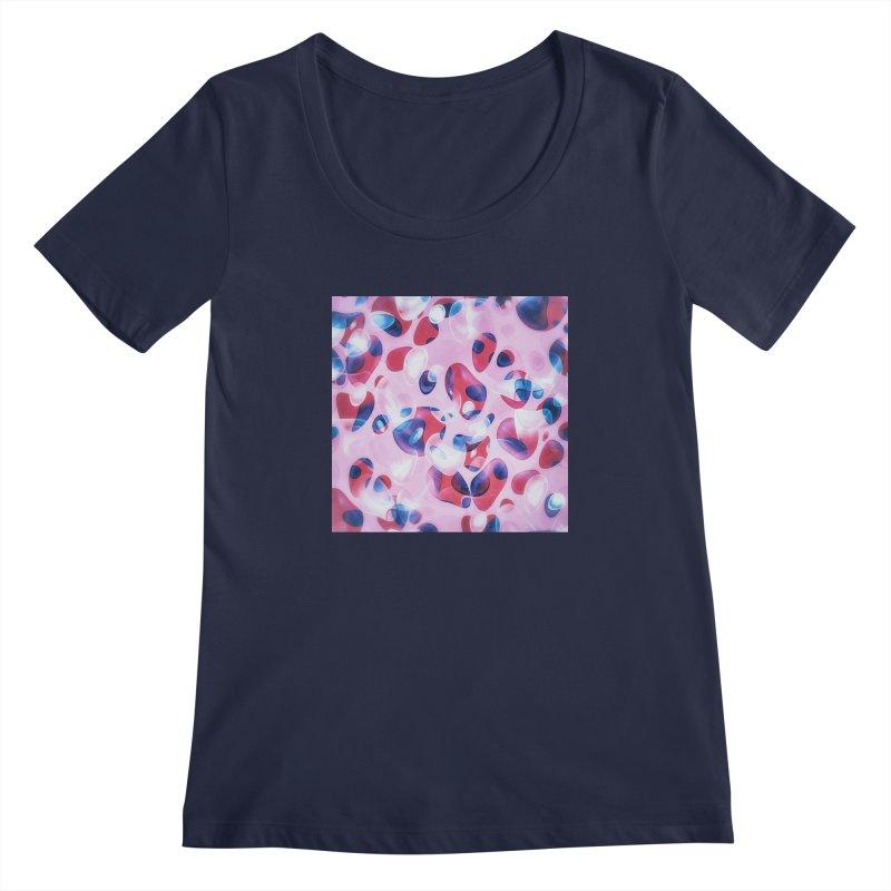 Fresh Blubber Bubbles Women's Regular Scoop Neck by fruityshapes's Shop
