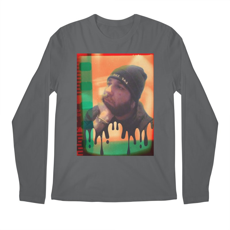 shit post Men's Longsleeve T-Shirt by FrustratedNerd Shop