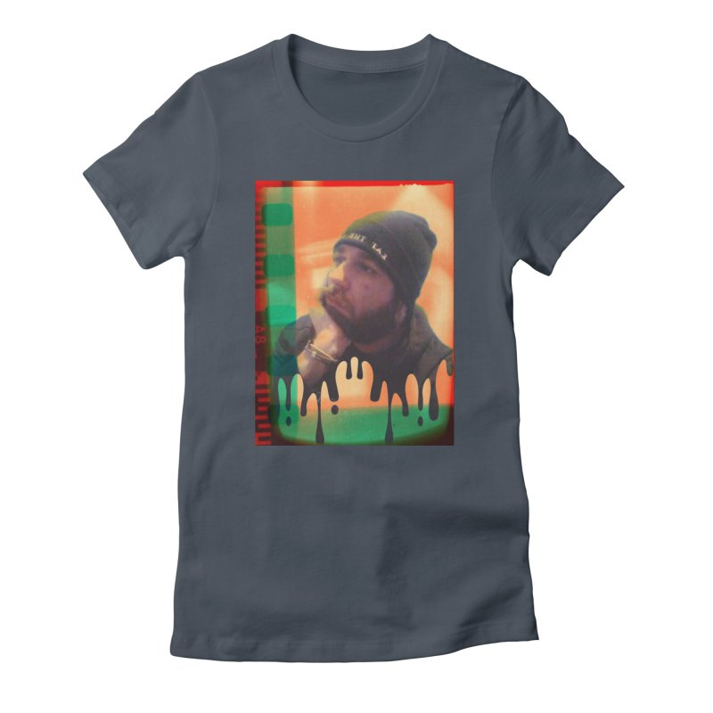 shit post Women's T-Shirt by FrustratedNerd Shop