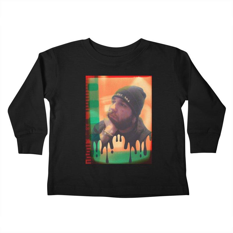 shit post Kids Toddler Longsleeve T-Shirt by FrustratedNerd Shop