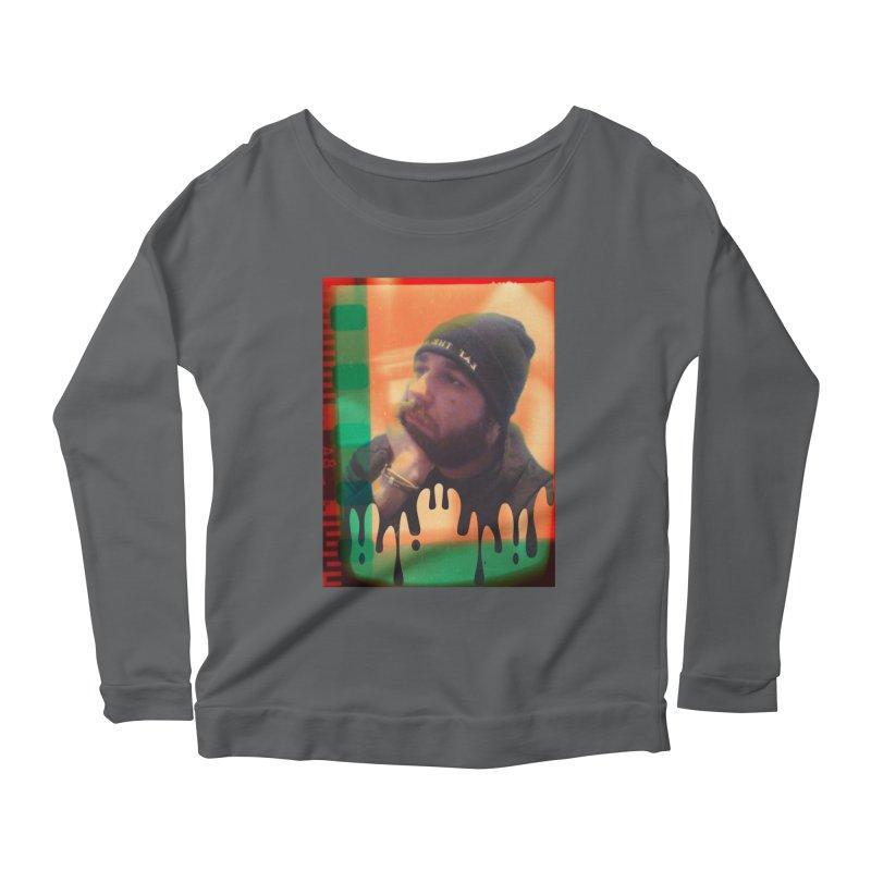 shit post Women's Longsleeve T-Shirt by FrustratedNerd Shop