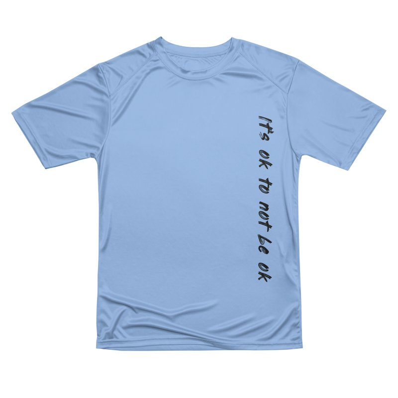 it's ok Women's T-Shirt by FrustratedNerd Shop