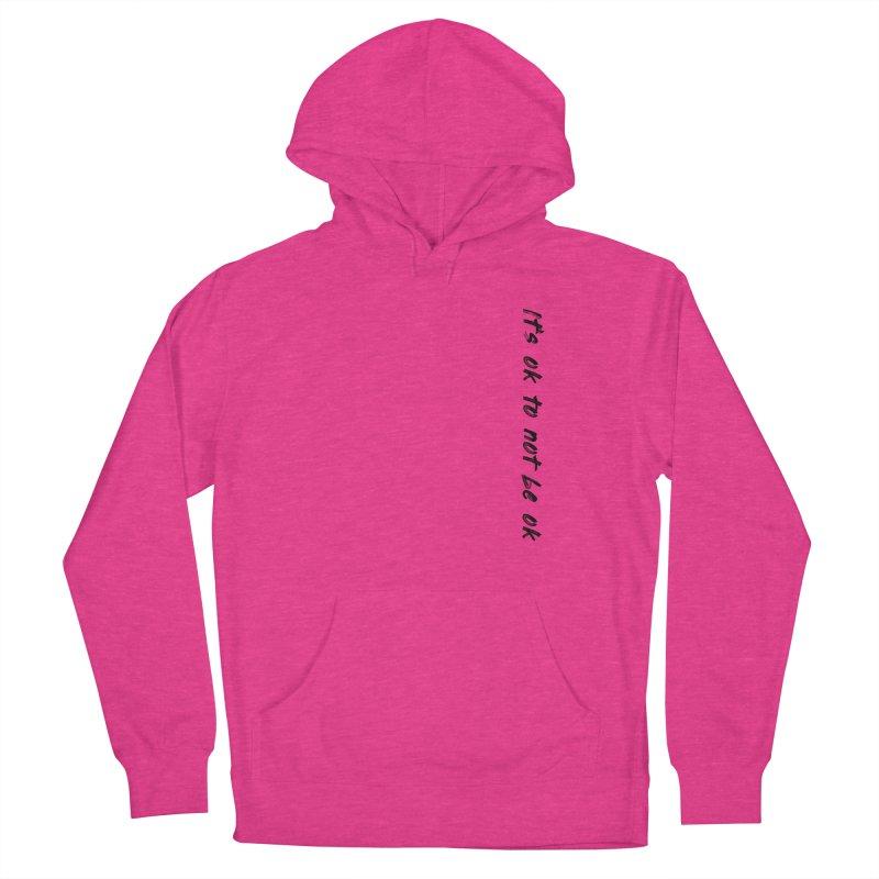 it's ok Men's Pullover Hoody by FrustratedNerd Shop