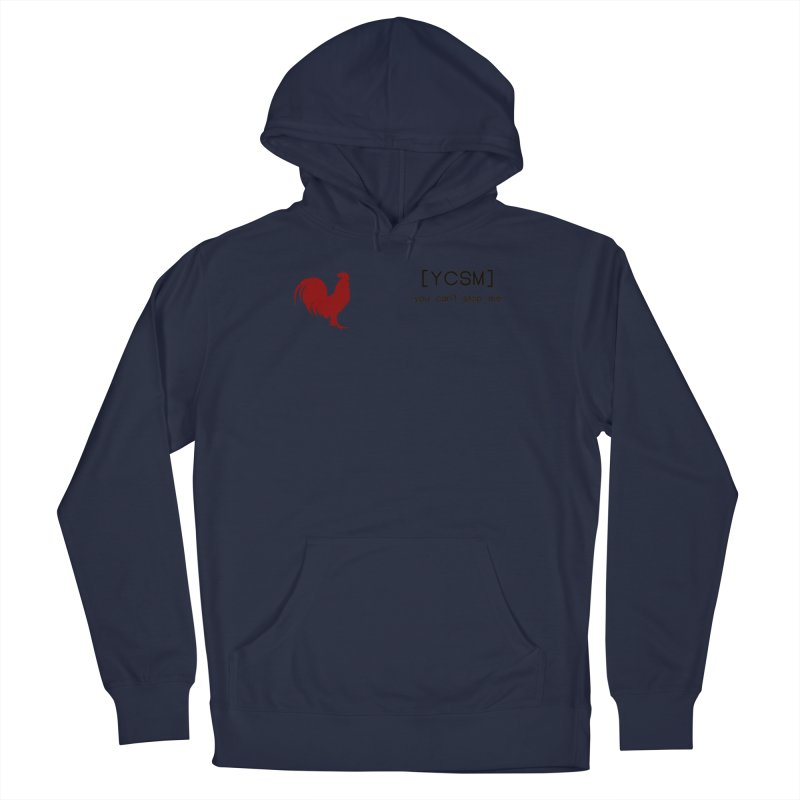 ycsm Men's Pullover Hoody by FrustratedNerd Shop