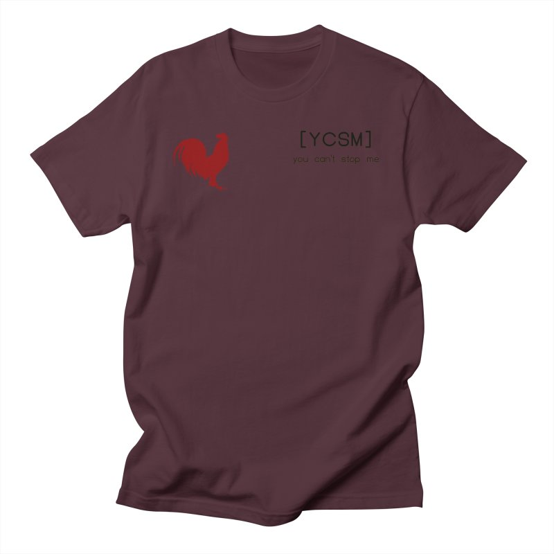 ycsm Men's T-Shirt by FrustratedNerd Shop