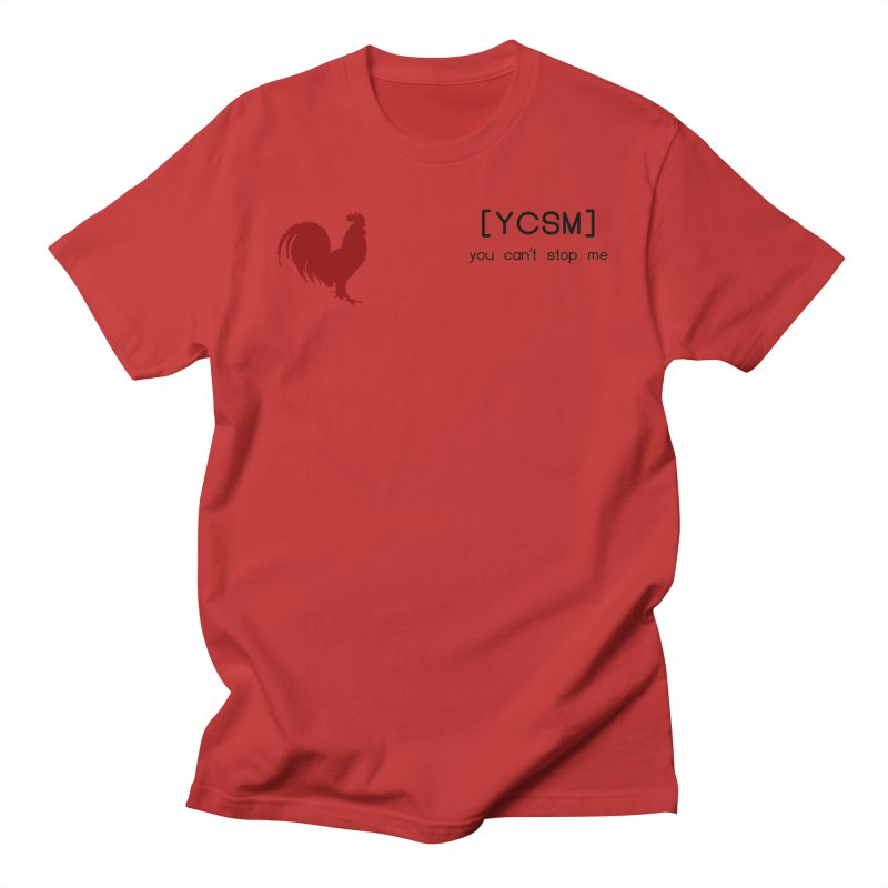 ycsm Men's T-Shirt by FrustratedNerd Shop