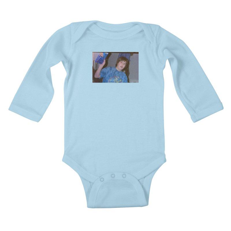 brah Kids Baby Longsleeve Bodysuit by FrustratedNerd Shop