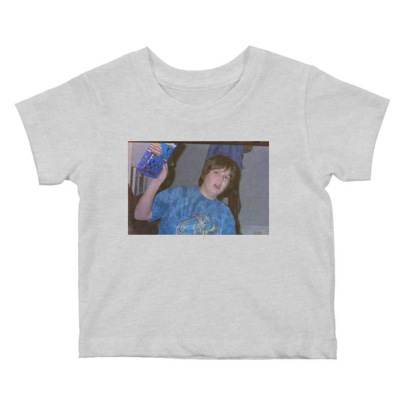 brah Kids Baby T-Shirt by FrustratedNerd Shop
