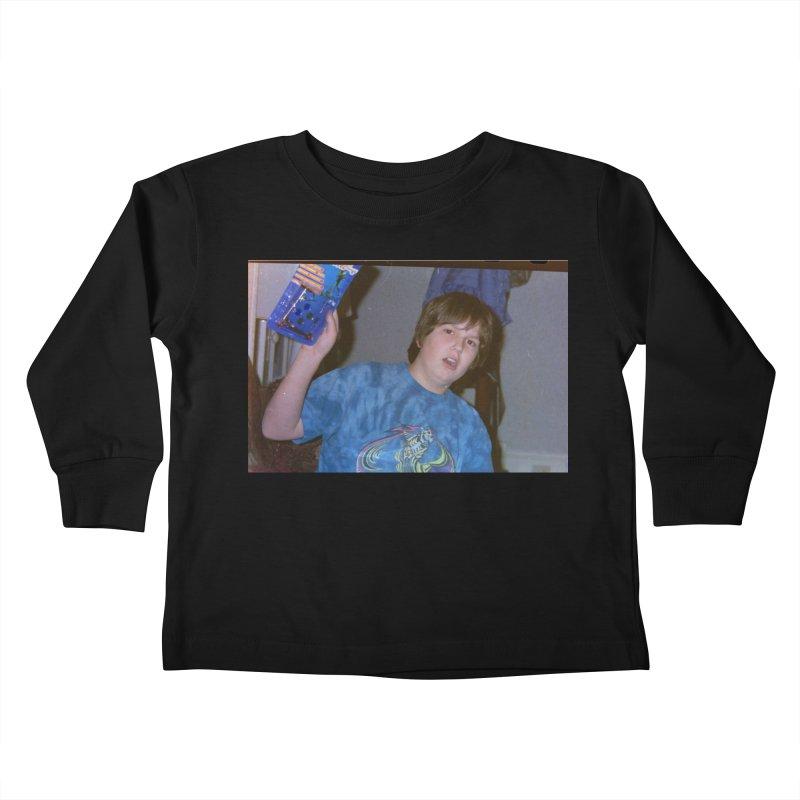 brah Kids Toddler Longsleeve T-Shirt by FrustratedNerd Shop