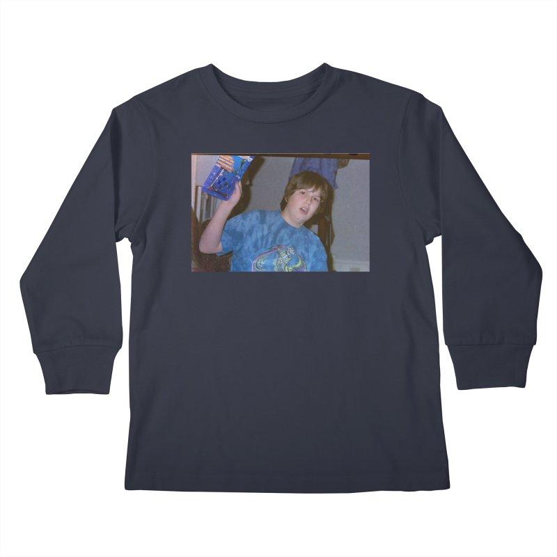 brah Kids Longsleeve T-Shirt by FrustratedNerd Shop