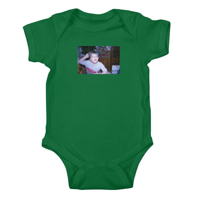 1990something Kids Baby Bodysuit by FrustratedNerd Shop