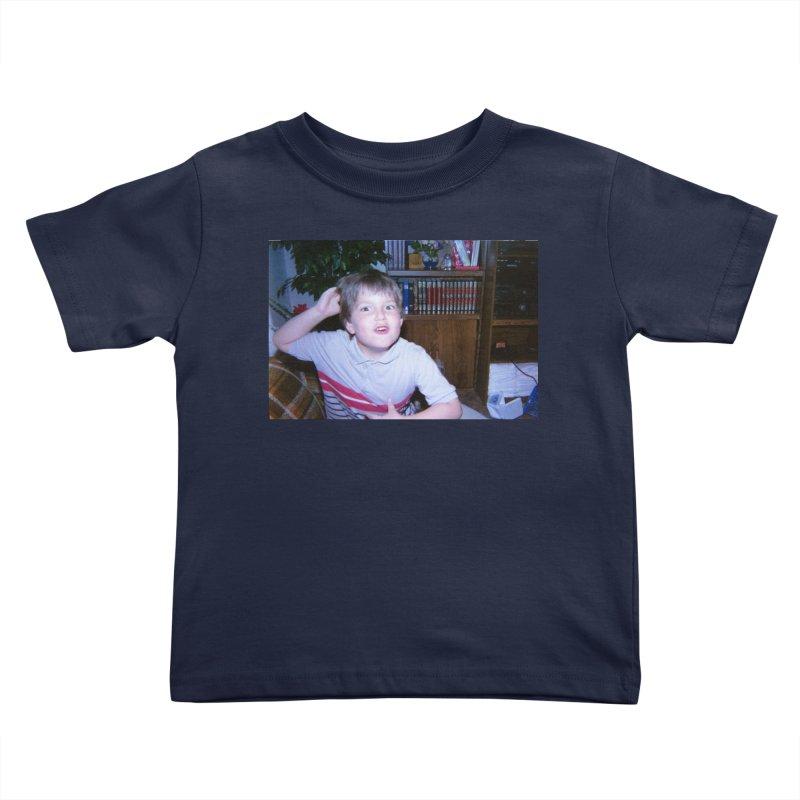 1990something Kids Toddler T-Shirt by FrustratedNerd Shop