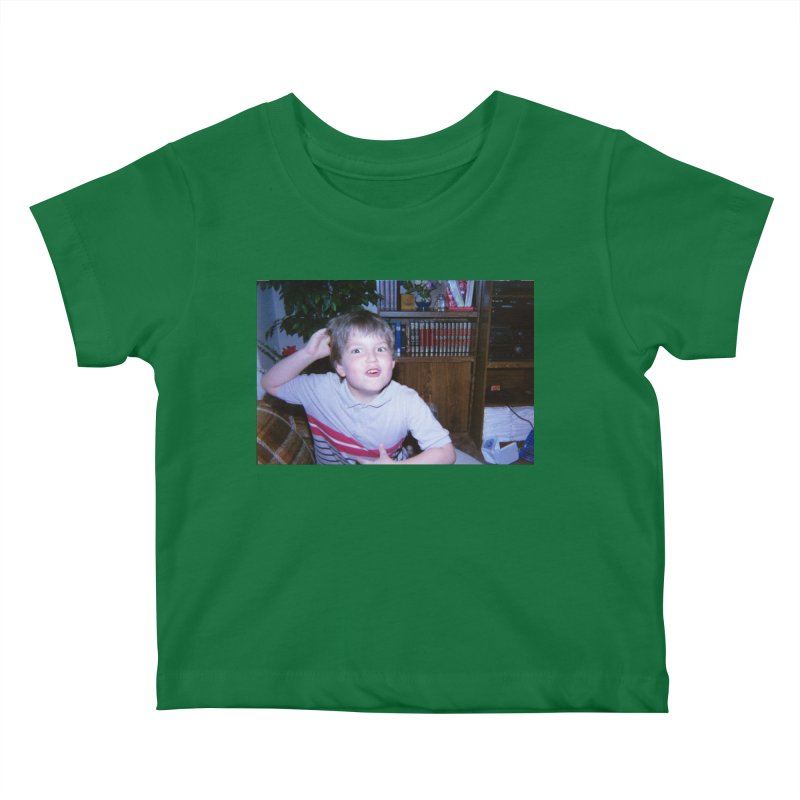 1990something Kids Baby T-Shirt by FrustratedNerd Shop